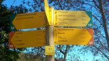Signposted routes