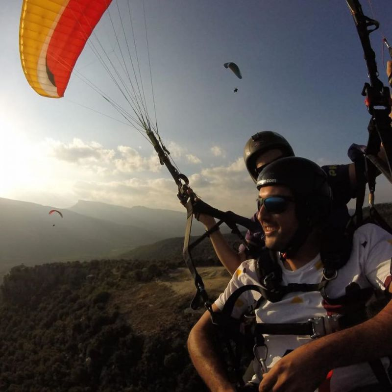 School of Paragliding and Paramotor Vol Factory