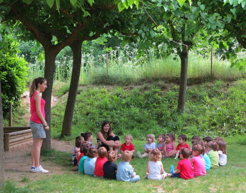 Les Preses summer camp