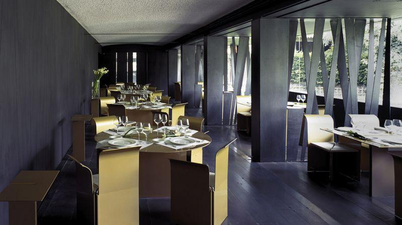 Les Cols restaurant