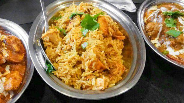 Casa de Curry Restaurant