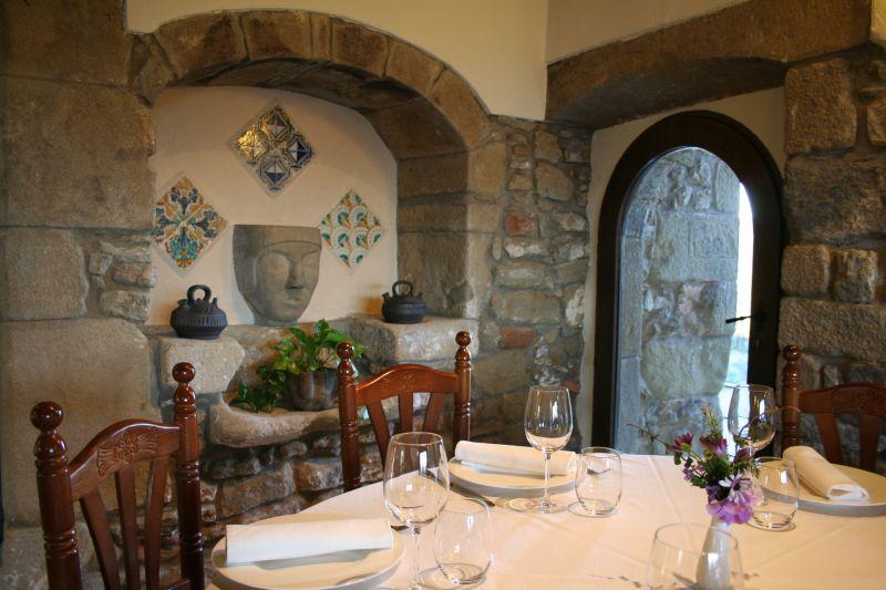 Mas el Siubès restaurant