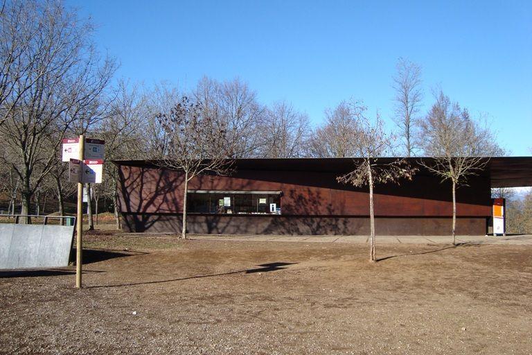Can Serra Information Centre