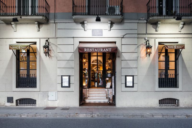 La Quinta Justa restaurant