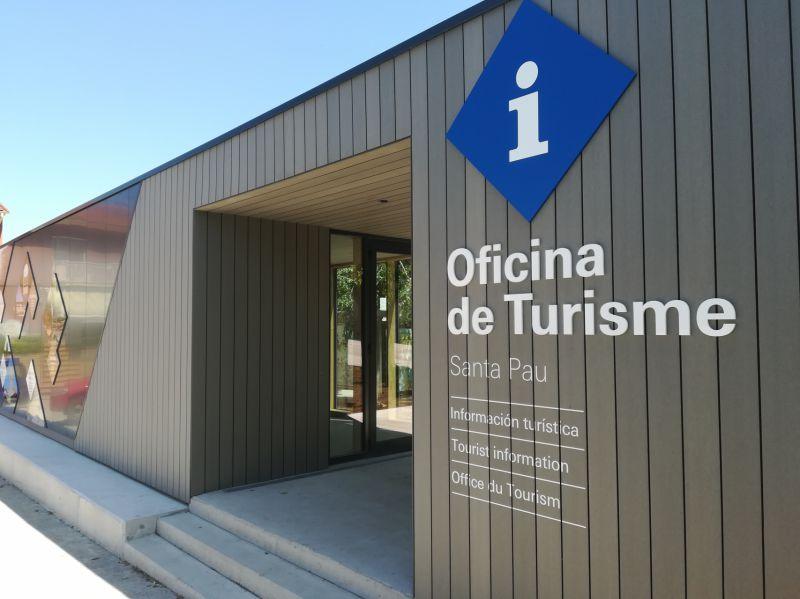 Santa Pau Tourist Office